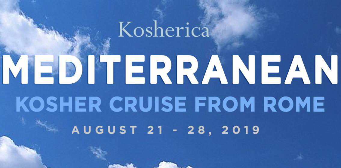 Kosherica Summer Cruises