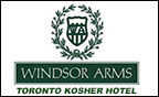 Windsor Arms: Toronto Kosher Hotel