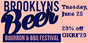 Brooklyn's Beer, Bourbon & BBQ Festival