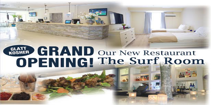 Grand Opening Of The Surf Room At The All New Long Beach Hotel