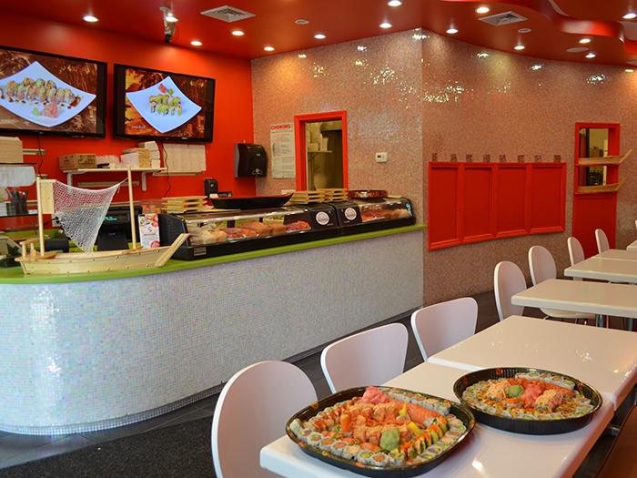 Sushi Fussion Forest Hills Great Kosher Restaurants