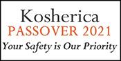 Kosherica Pesach 2021 in Puerto Rico