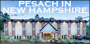 Pesach in New Hampshire