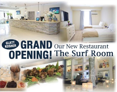 Grand Opening Of The Surf Room At The All New Long Beach