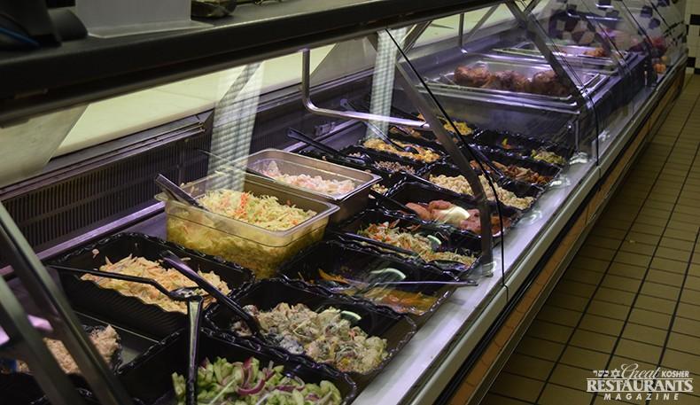 Noah 39 s ark great kosher restaurants for Kosher countertops