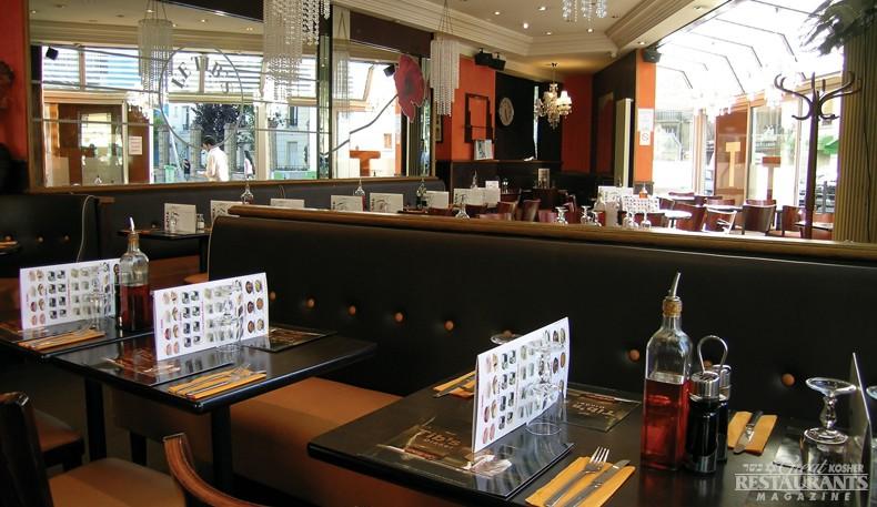 Restaurant Rue Manin Paris