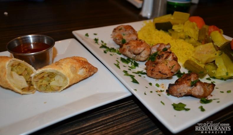 Glatt Kosher Indian Food Nyc