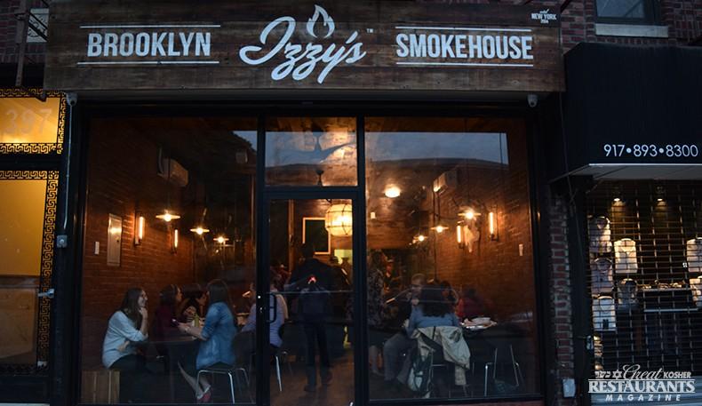Izzy S Smokehouse Great Kosher Restaurants