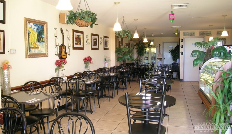 Espresso Cafe Sushi Great Kosher Restaurants