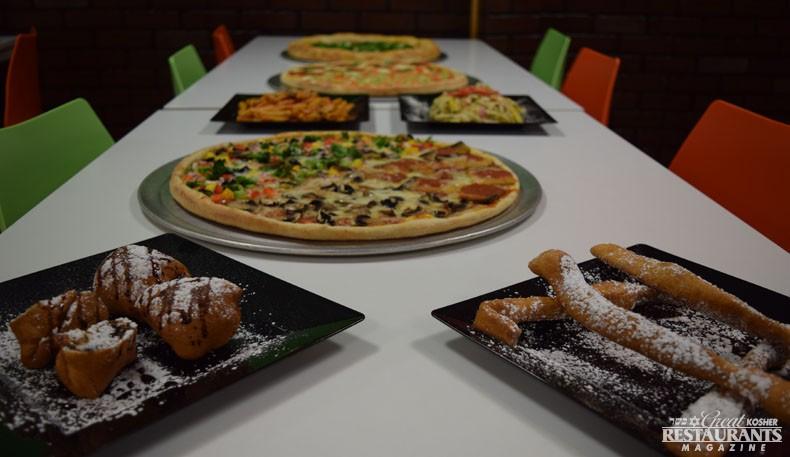 Pizza plus great kosher restaurants for 1895 cajun cuisine menu