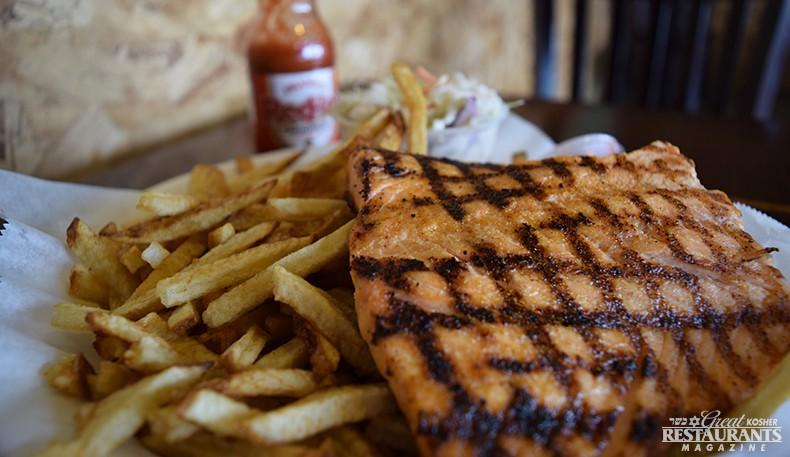 Fish Grill - GREAT KOSHER RESTAURANTS